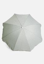 Sixth Floor - Beach umbrella - grey