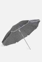 Sixth Floor - Beach umbrella - black