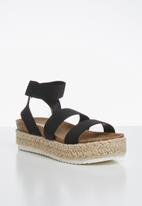 Steve Madden - Kimmie sandal - black