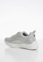 Steve Madden - Quade sneaker - silver multi