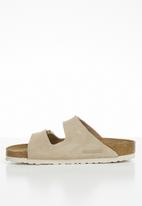 Birkenstock - Suede arizona  - neutral