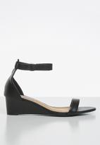 Madison® - Iliana wedge  - black