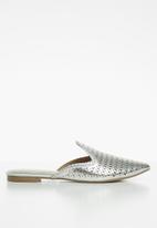 Call It Spring - Harpullia mule - silver