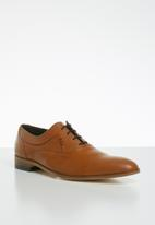 Watson - Leo leather formal shoe - tan