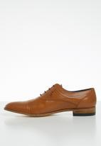 Watson - Leo leather formal shoe - tan