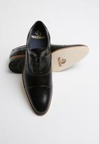 Watson - Leo leather formal shoe - black