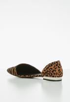Call It Spring - Andre loafer - brown & black