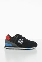 New Balance  - Infants 574 classic runner - black