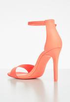 Call It Spring - Dellmar stiletto heel - orange