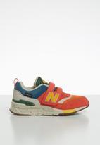 New Balance  - Kids 997h classic runner - multi