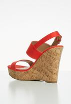 Call It Spring - Yerinna heel - orange