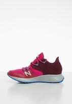 New Balance  - Youth roav sneaker - pink