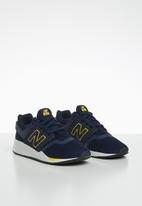 New Balance  - Youth 247 sneaker - navy