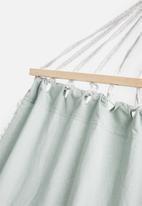 Sixth Floor - Cotton hammock - taupe
