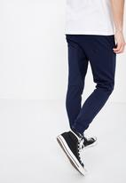 Factorie - Tech track pant - navy
