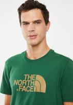 The North Face - Easy short sleeve tee - green