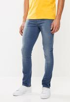 GUESS - Super skinny jeans - blue