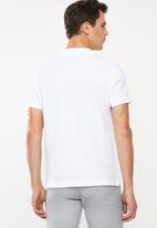 Levi's® - Levi's housemark polo - white