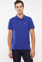 Levi's® - Levi's housemark polo - blue
