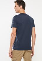 Levi's® - Graphic short sleeve tee 2,0 - navy & white