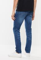 Lee  - Luke Slim- jeans - fresh blue