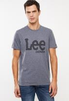 Lee  - Archive tee - grey