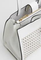 Call It Spring - Weaze bag - white