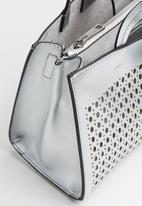 Call It Spring - Weaze bag - silver