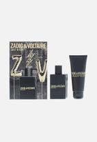 Zadig & Voltaire - Zadig & Voltaire Just Rock! Edt Gift Set (Parallel Import)
