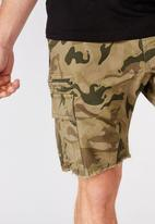 Cotton On - Utility cargo short - multi