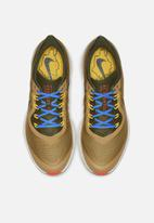 Nike - Air Zoom Pegasus 36 trail - beechtree / off noir-cargo khaki