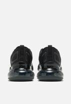 Nike - Air Max 720 - Black / Anthracite