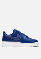 Nike - Air Force 1 '07 Essential - blue force / white