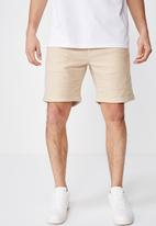 Cotton On - Tailored casual short - stone