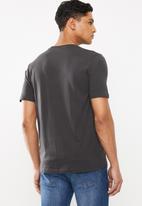 Cotton On - Hightail co. Tbar moto T-shirt - black