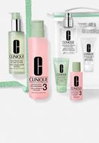 Clinique - Great skin, anywhere dramatically different™ hydrating jelly + iii and iv