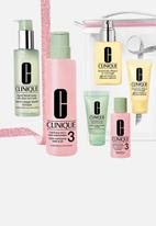 Clinique - Great skin, anywhere dramatically different™ oil control gel + iii and iv