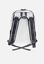 Sealand - Jolla backpack - white & orange