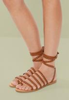 Superbalist - Gypsy sandals - brown