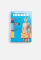 Diesel  - Umbr-andre 3 pack boxer brief - multi
