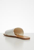 Cotton On - Cleo minimal slide - white