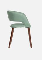 Sixth Floor - Grace dining chair - dusty olive