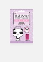 SUGU - Printed panda sheet mask