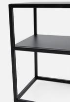 Sixth Floor - Newton tv unit - black