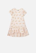 Cotton On - Joss short sleeve dress - multi