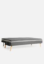 Sixth Floor - Finn sofa bed - dark grey