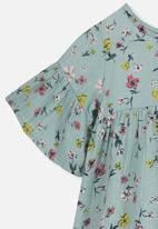 Cotton On - Poppy dress - green