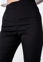 Factorie - Stretch skinny pants - black
