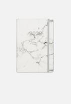 Typo - 2020 A5 weekly buffalo diary - white