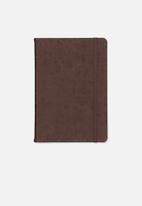 Typo - 2020 A5 daily buffalo diary - brown